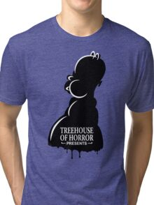 Treehouse Of Horror Tri-blend T-Shirt