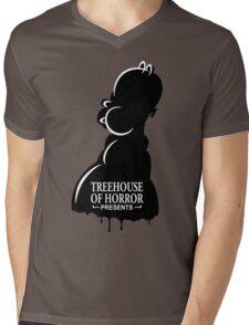 Treehouse Of Horror Mens V-Neck T-Shirt