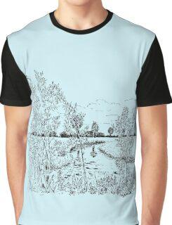 Waterside Graphic T-Shirt