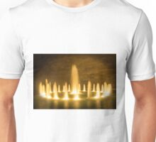 NGV Fountain - Melbourne Unisex T-Shirt