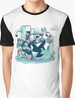 KataMario Graphic T-Shirt