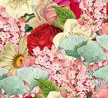 Botanical Floral by sale