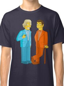 Dumb and Dumber - Simpsons Style! Classic T-Shirt