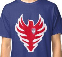Owen Hart wrestling blue blazer logo Classic T-Shirt