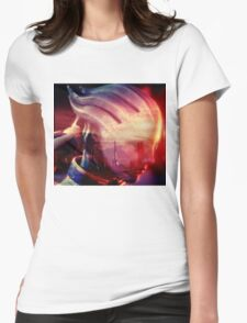 Thessia Womens Fitted T-Shirt