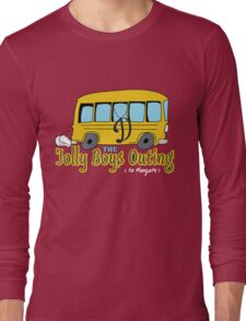 Jolly Boys Outing to Margate Clothing and Gifts Long Sleeve T-Shirt