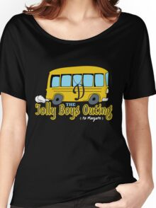 Jolly Boys Outing to Margate Clothing and Gifts Women's Relaxed Fit T-Shirt
