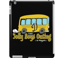 Jolly Boys Outing to Margate Clothing and Gifts iPad Case/Skin