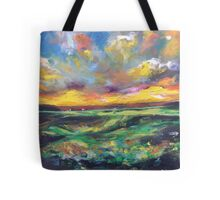 The Old Course, St Andrews Tote Bag