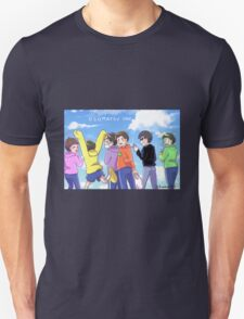 Sextuplets in the sky Unisex T-Shirt