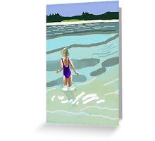 WHEAT ISLAND BLAIR Greeting Card