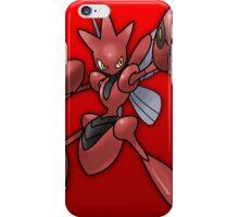 Scizor Digital Painting Pokemon iPhone Case/Skin