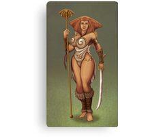 Teela redesign Canvas Print