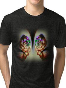 Espirales Magicas Tri-blend T-Shirt