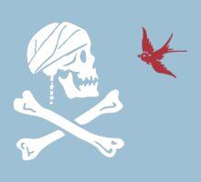 The Flag of Captain Jack Sparrow Kids Clothes