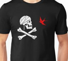 The Flag of Captain Jack Sparrow Unisex T-Shirt