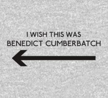 I Wish This Was Benedict Cumberbatch One Piece - Long Sleeve