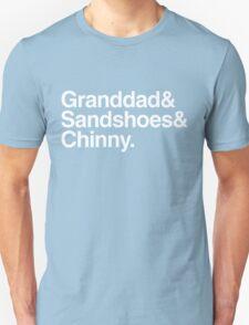 The 50th Anniversary Doctors Unisex T-Shirt