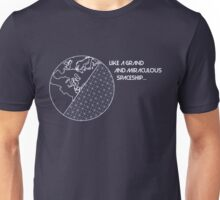 Miraculous Spaceship Unisex T-Shirt