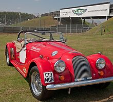 Morgan 4/4 Convertible 1996 1944cc by Keith Larby