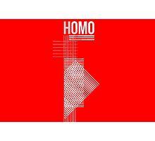 HOMO II Photographic Print