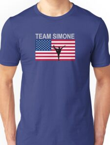 Team Simone - Gymnast t-shirt Unisex T-Shirt