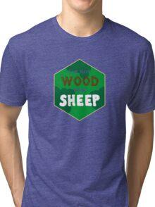 Wood For Sheep Tri-blend T-Shirt