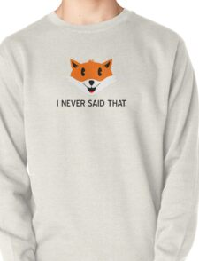 What the Fox Didn't Say T-Shirt