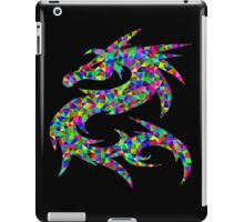 Rainbow Pixel Dragon iPad Case/Skin