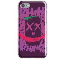 Your Squad is a Joke iPhone Case/Skin