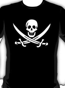 Flag of Calico Jack Rackham T-Shirt