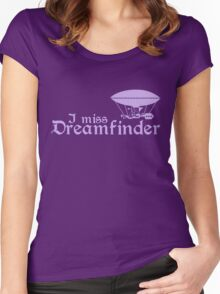 I Miss Dreamfinder Women's Fitted Scoop T-Shirt