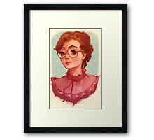 Barb - Stranger Things Framed Print