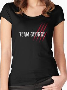Team George Women's Fitted Scoop T-Shirt
