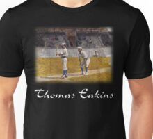 Thomas Eakins - Baseball Players Practicing Unisex T-Shirt
