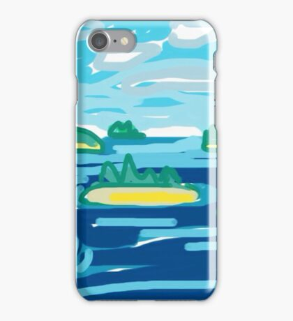 HURRICANE SOUND iPhone Case/Skin