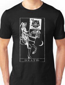 Death Tarot XIII Unisex T-Shirt