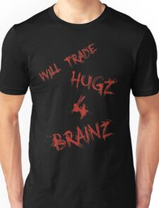 Hugs For Brains T-Shirt