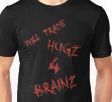 Hugs For Brains Unisex T-Shirt