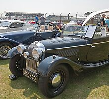 Morgan 1997 1267cc by Keith Larby
