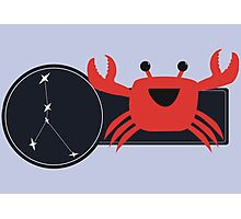 Li'l Cancer Crab Photographic Print