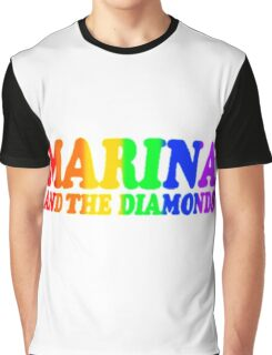 marina and the diamonds Graphic T-Shirt