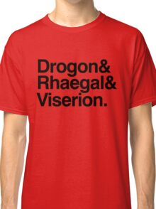 The Dragons Classic T-Shirt