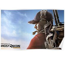 Ghost Recon Tom Clancy's Poster
