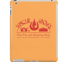 Uncle Iroh's Fine Tea Shop iPad Case/Skin