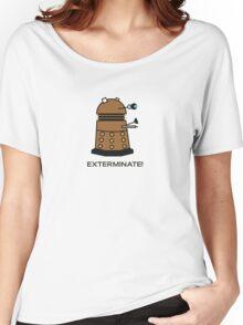 Li'l Dalek Women's Relaxed Fit T-Shirt