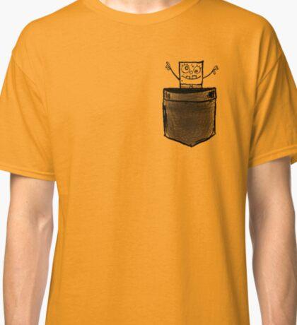 Doodle Bob | Pocket full of Hugs Classic T-Shirt