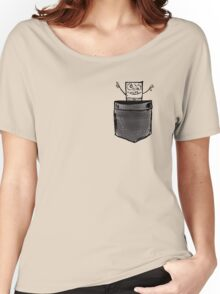 Doodle Bob | Pocket full of Hugs Women's Relaxed Fit T-Shirt