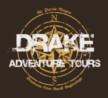 Drake Adventure Tours T-Shirt