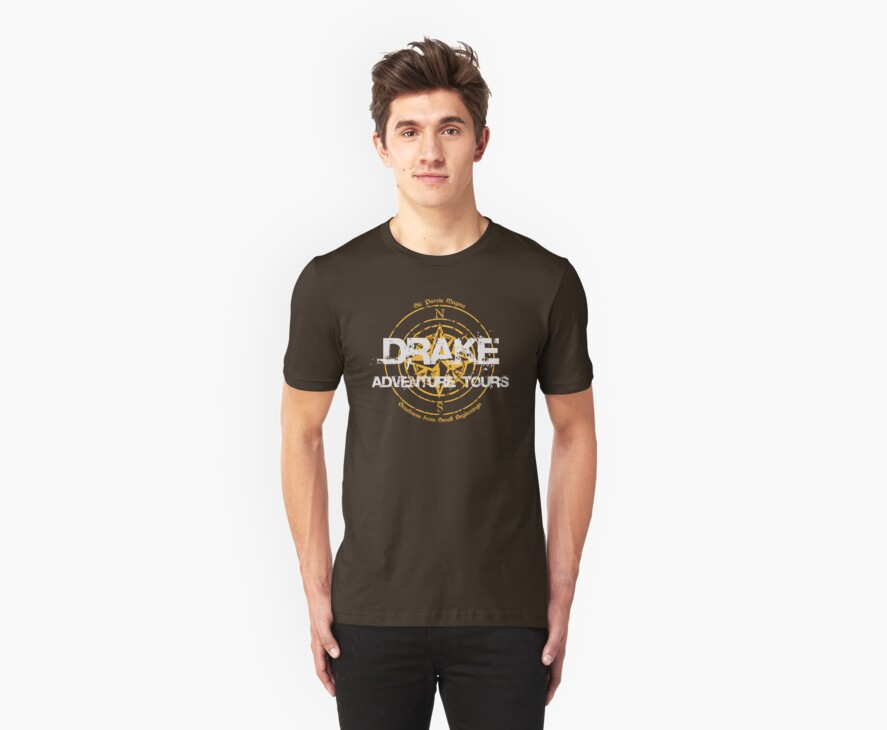 Drake Adventure Tours by NevermoreShirts